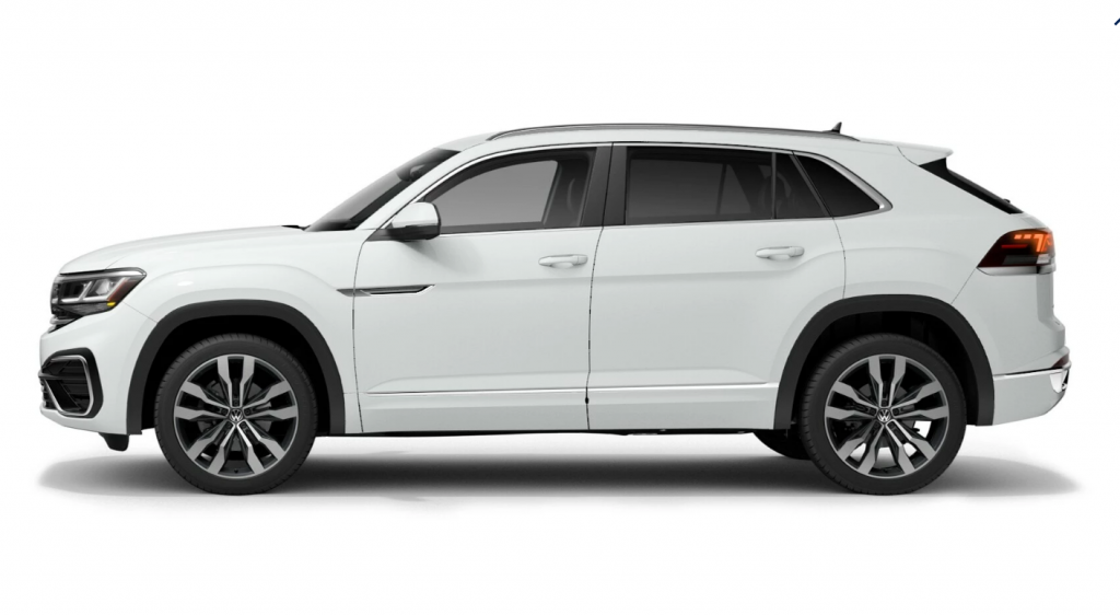 2021 Volkswagen Atlas Cross Sport SEL R-Line 3.6 4Motion