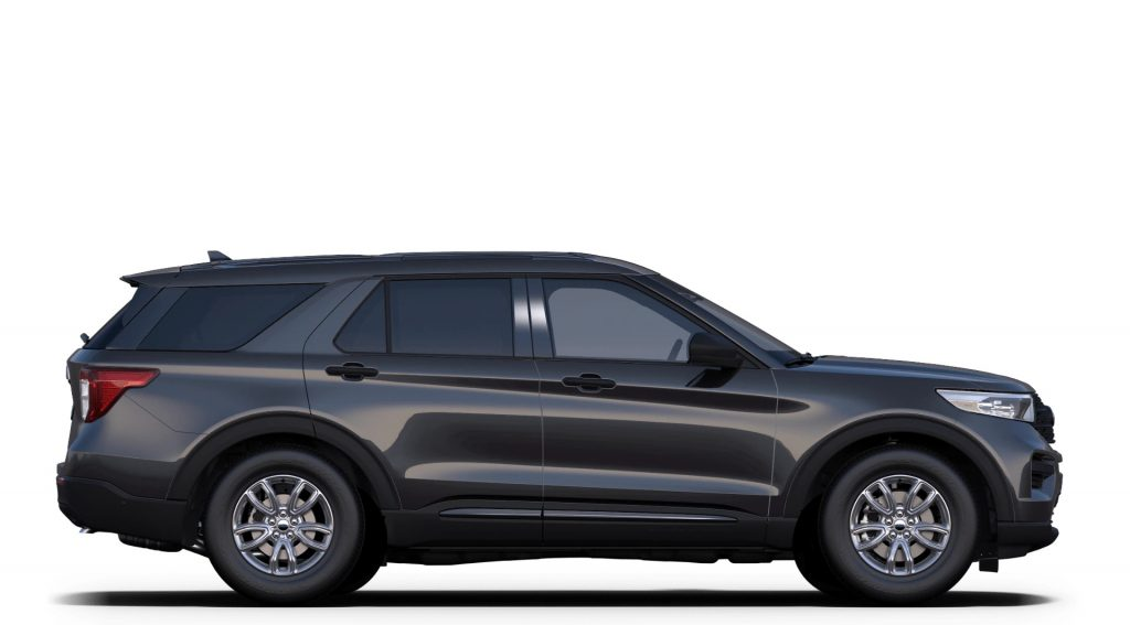 2021 Ford Explorer 4WD