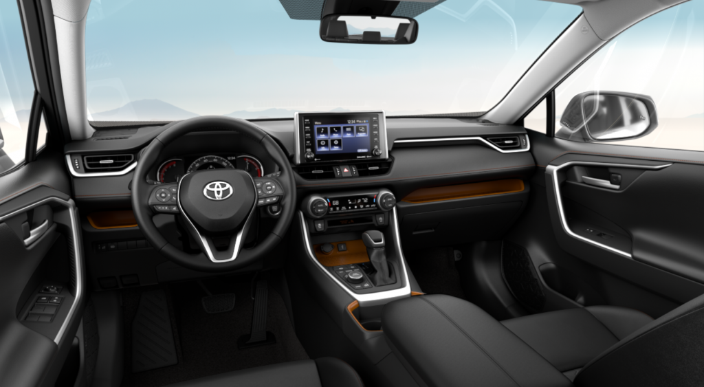 2021 Toyota RAV4 Adventure AWD