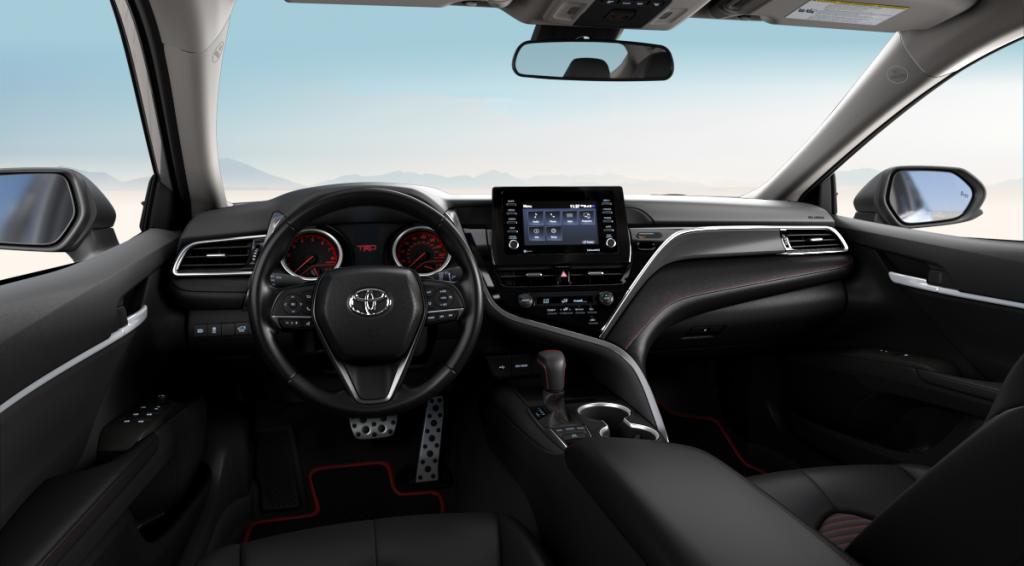 2021 Toyota Camry TRD
