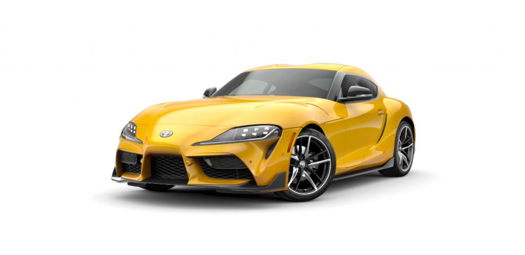 2021 Toyota GR Supra 3.0