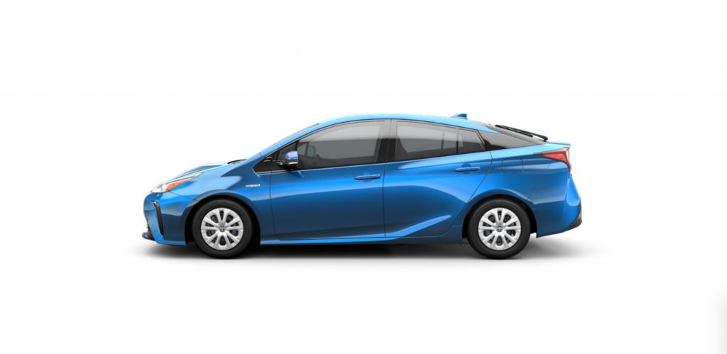 2021 Toyota Prius LE
