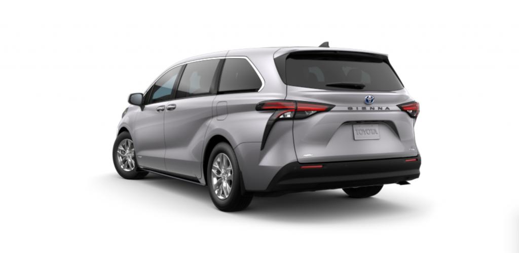 2021 Toyota Sienna XLE AWD