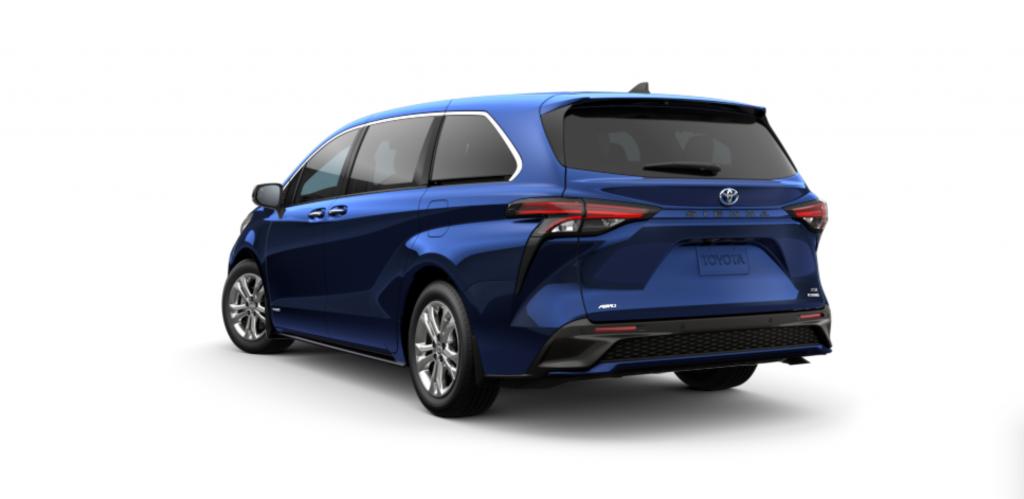 2021 Toyota Sienna XSE AWD
