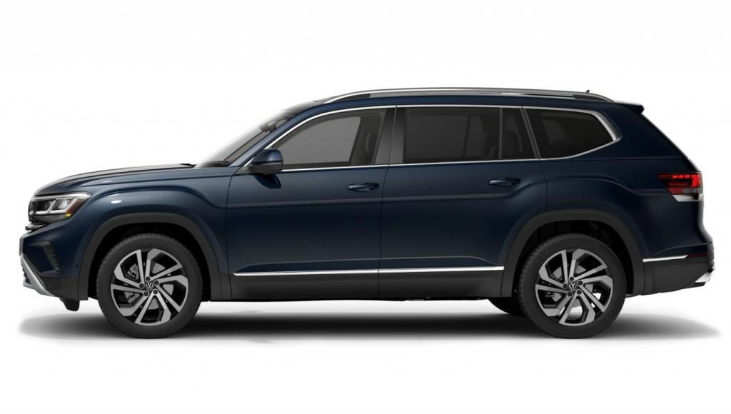 2021 Volkswagen Atlas SEL Premium 3.6 4Motion