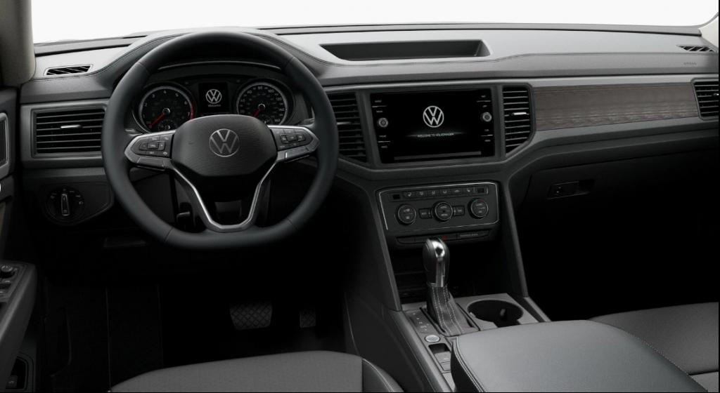 2021 Volkswagen Atlas SE 2.0 4Motion