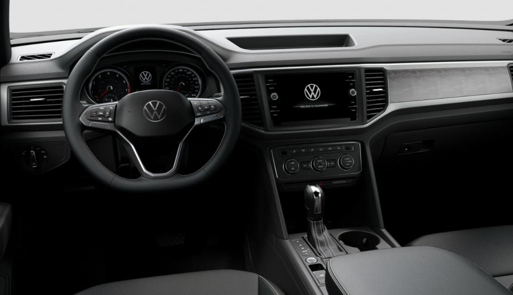 2021 Volkswagen Atlas Cross Sport SE 2.0 4Motion