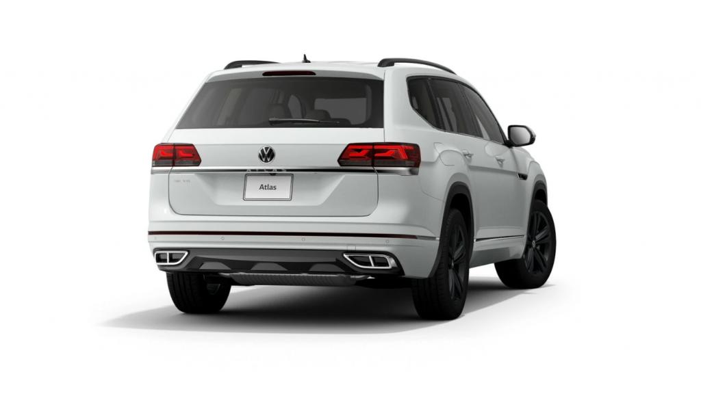 2021 Volkswagen Atlas SE Tech R-Line 3.6 4Motion