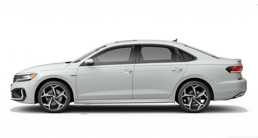 2021 Volkswagen Passat R-Line