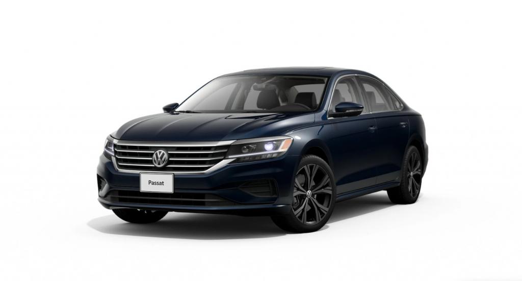 2021 Volkswagen Passat SE