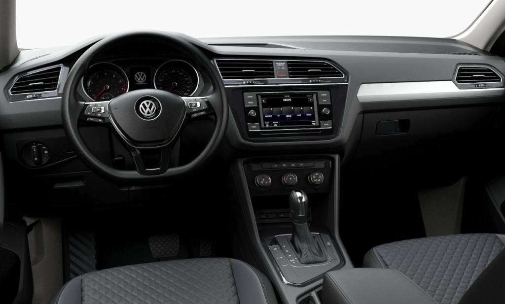 2021 Volkswagen Tiguan S 4Motion
