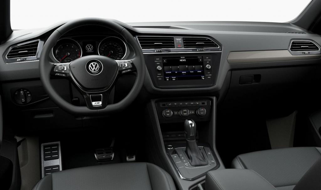 2021 Volkswagen Tiguan SE R-Line Black 4Motion