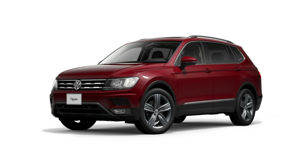 2021 Volkswagen Tiguan SEL 4Motion