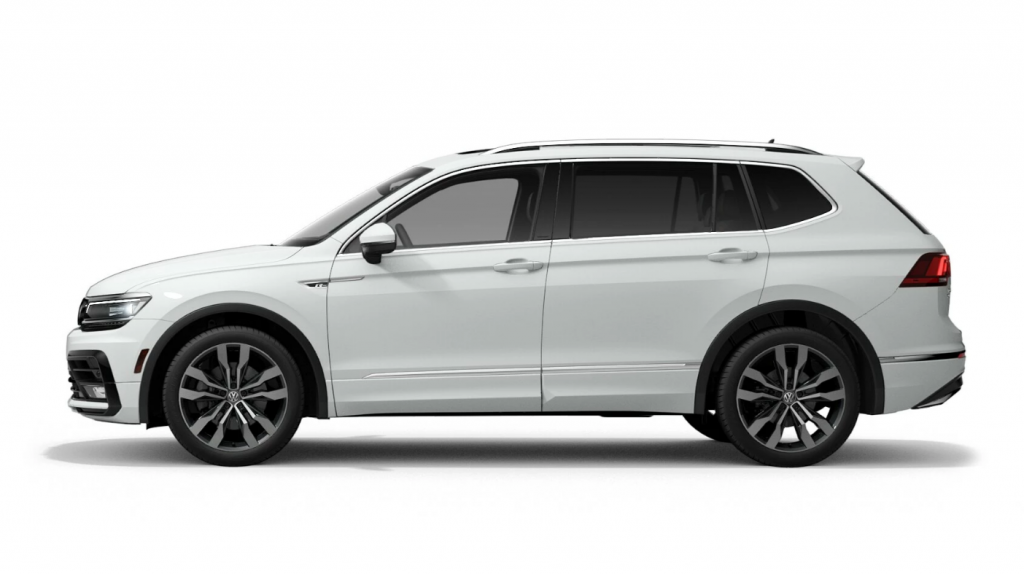 2021 Volkswagen Tiguan SEL R-Line 4Motion