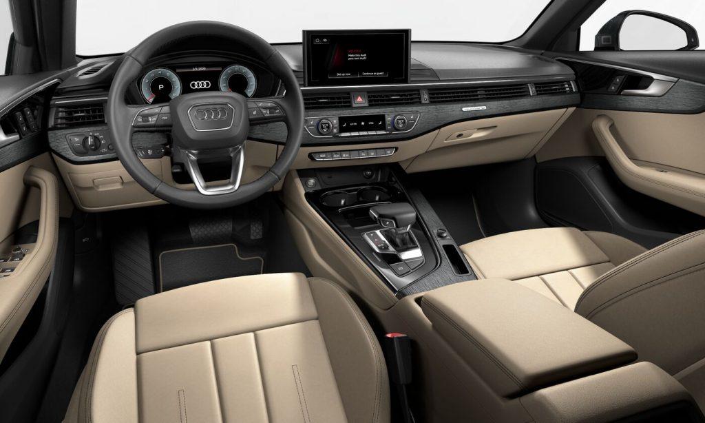 2021 Audi A4 Premium Plus 45 TFSI Quattro