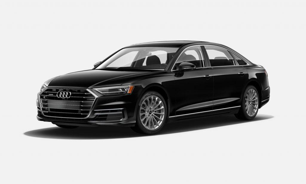 2021 Audi A8 L 55 TFSI Quattro