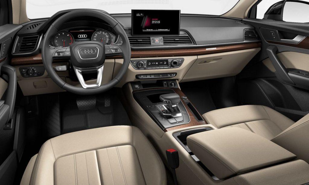 2021 Audi Q5 Premium 45 TFSI Quattro