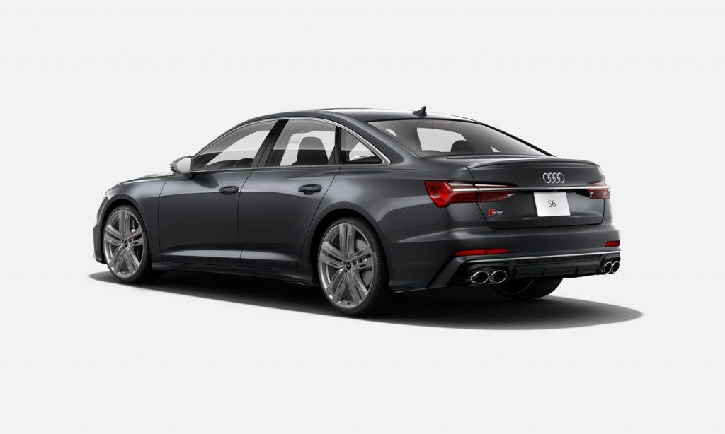 2021 Audi S6 Premium Plus Quattro