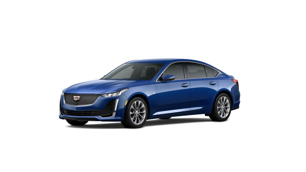 2021 Cadillac CT5 Premium Luxury 3.0 AWD