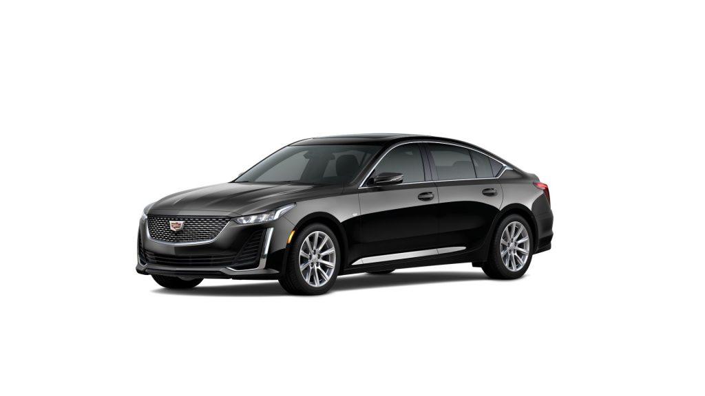 2021 Cadillac CT5 Luxury AWD
