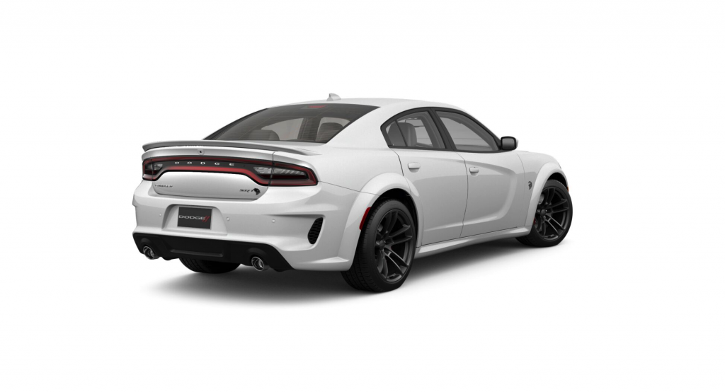 2021 Dodge Charger SRT Hellcat Wide-body