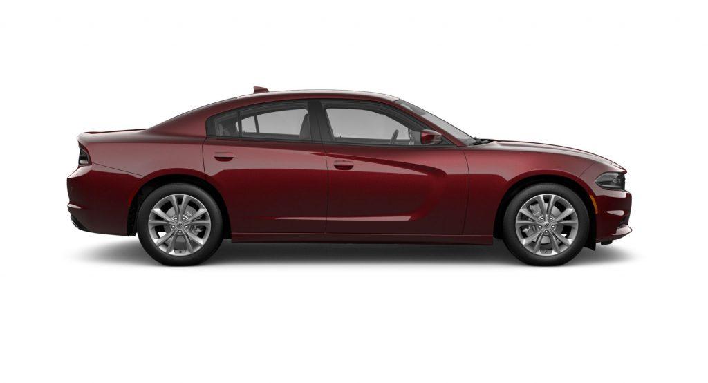 2021 Dodge Charger SXT AWD