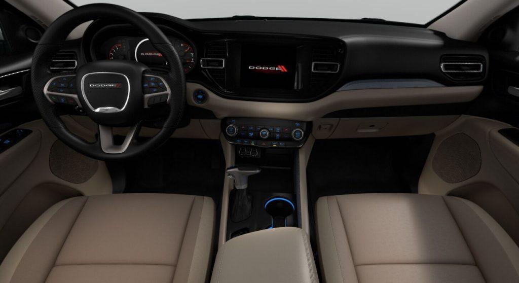 2021 Dodge Durango SXT Plus AWD
