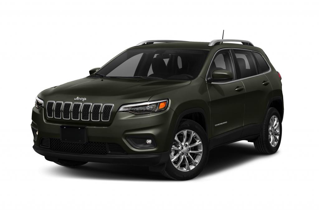 2021 Jeep Cherokee Lardeo 4WD