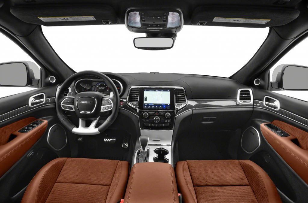 2021 Jeep Grand Cherokee SRT 4WD