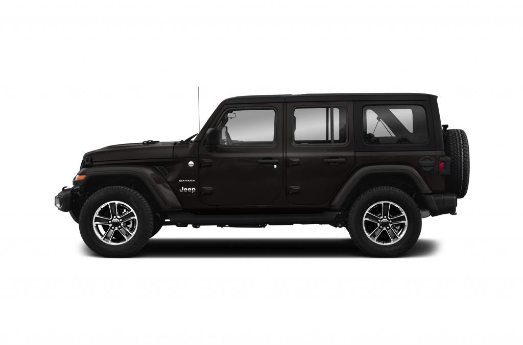 2021 Jeep Wrangler Unlimited Sahara 4WD