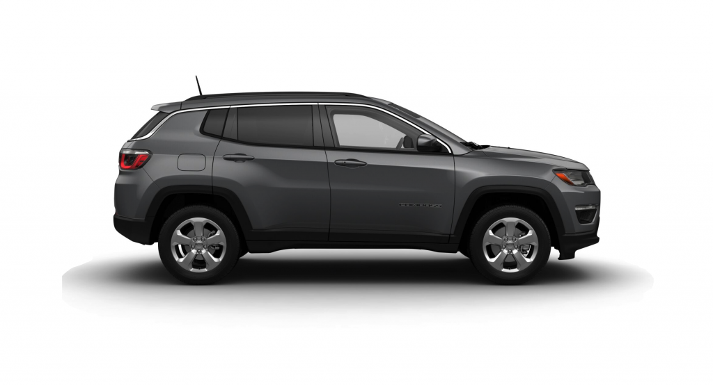 2021 Jeep Compass Latitude 4WD