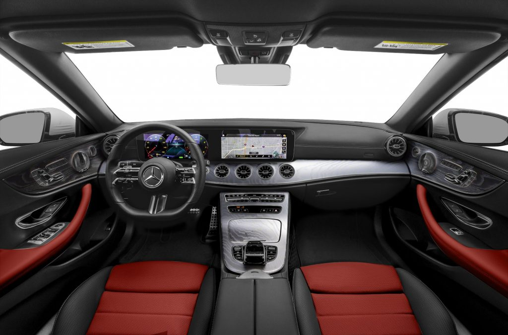 2021 Mercedes Benz E 450 Cabriolet
