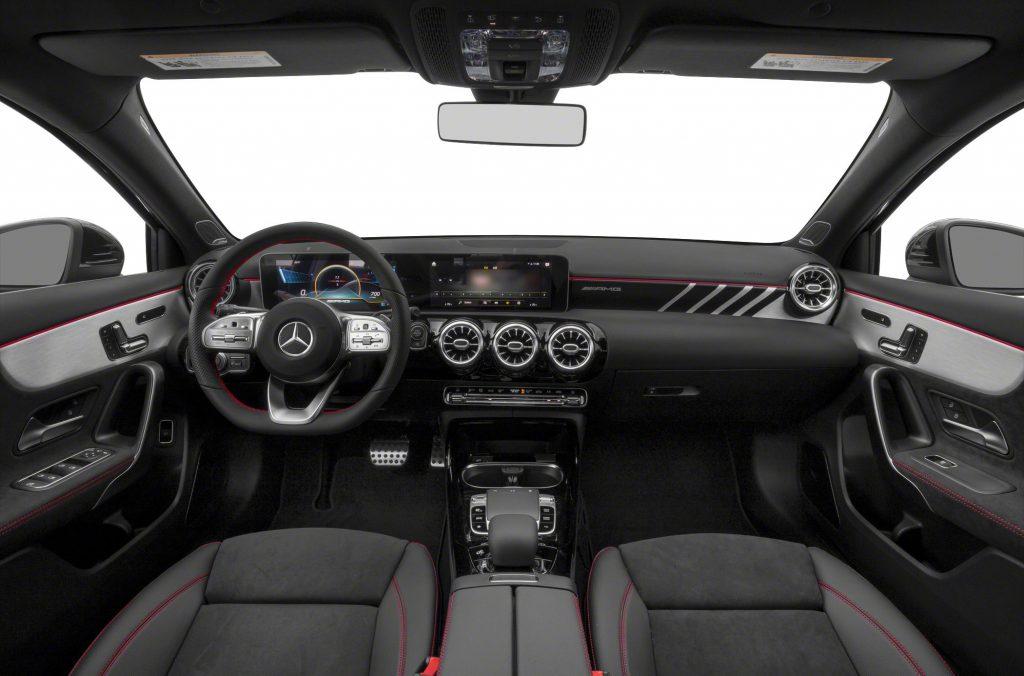 2021 Mercedes Benz AMG A 35 4MATIC