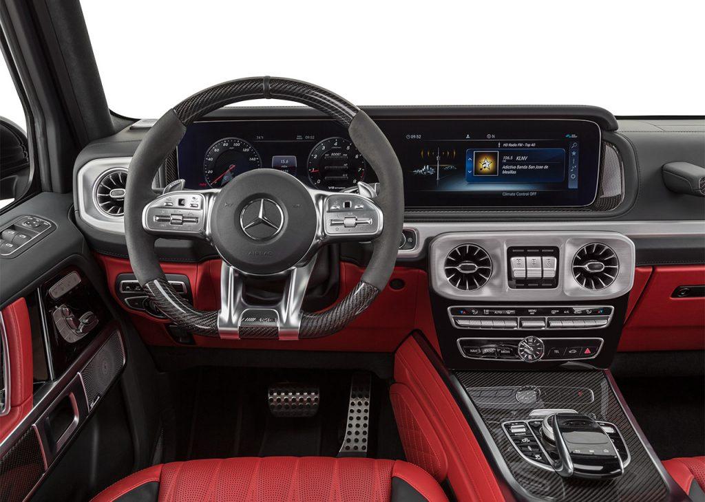 2021 Mercedes Benz AMG G 63 4MATIC