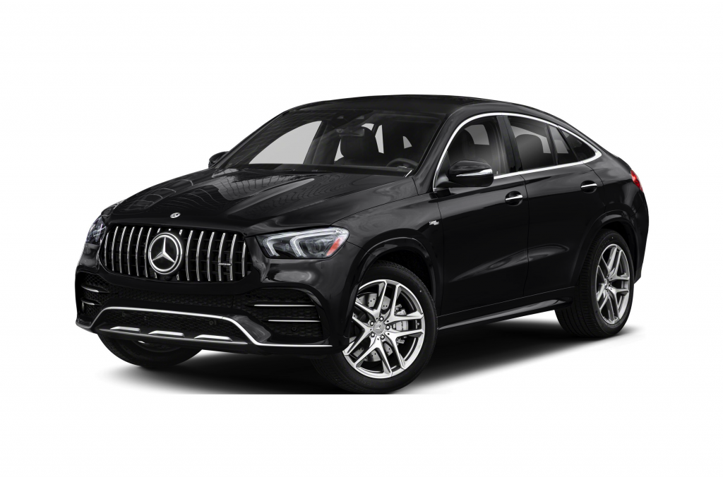 2021 Mercedes Benz AMG GLE 53 Coupe 4MATIC