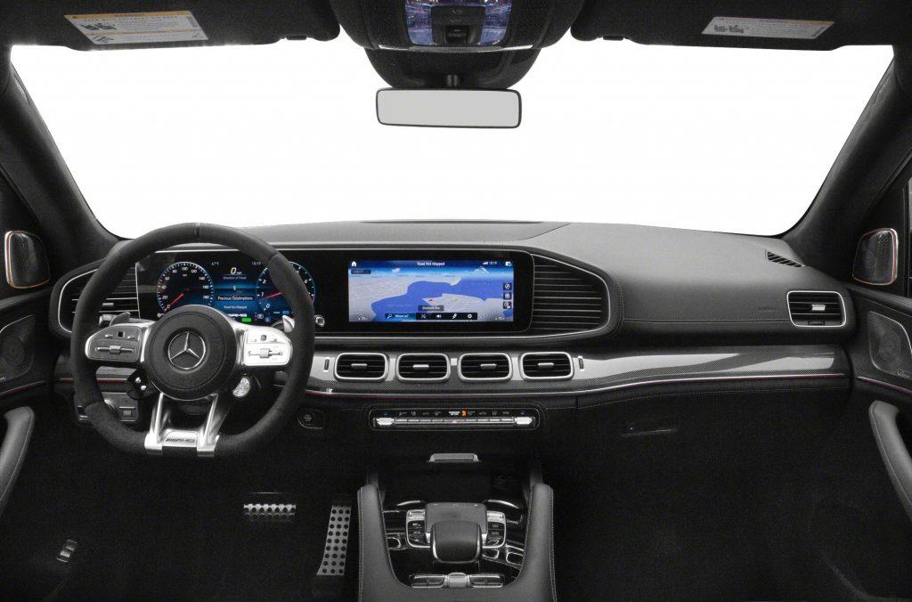 2021 Mercedes Benz AMG GLS 63 4MATIC