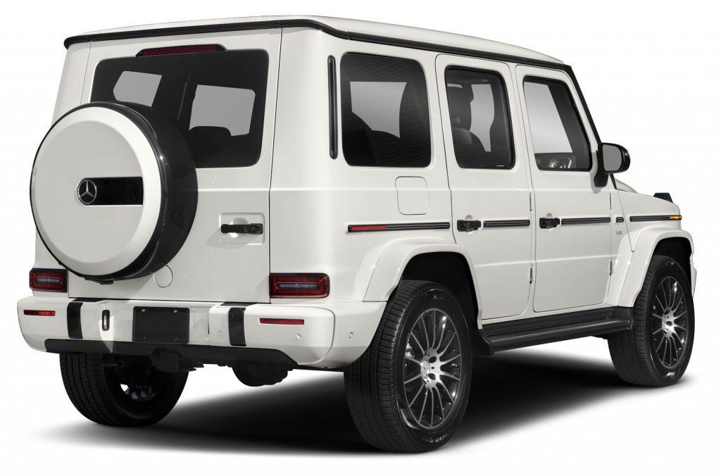 2021 Mercedes Benz G 550 4MATIC