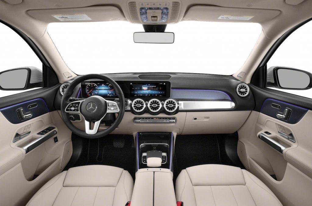 2021 Mercedes Benz GLB 250 4MATIC
