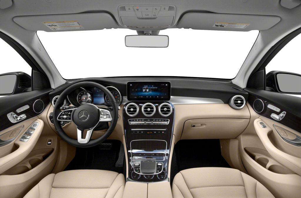2021 Mercedes Benz GLC 300 4MATIC