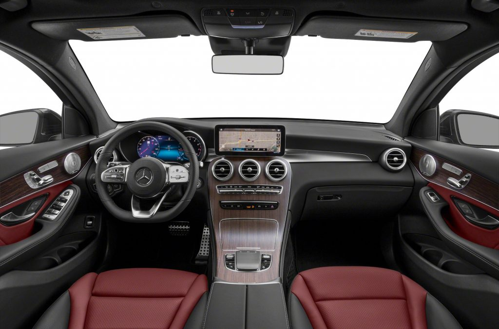 2021 Mercedes Benz GLC 300 Coupe 4MATIC