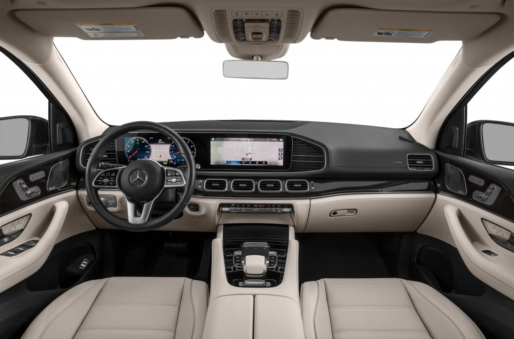 2021 Mercedes Benz GLE 580 4MATIC