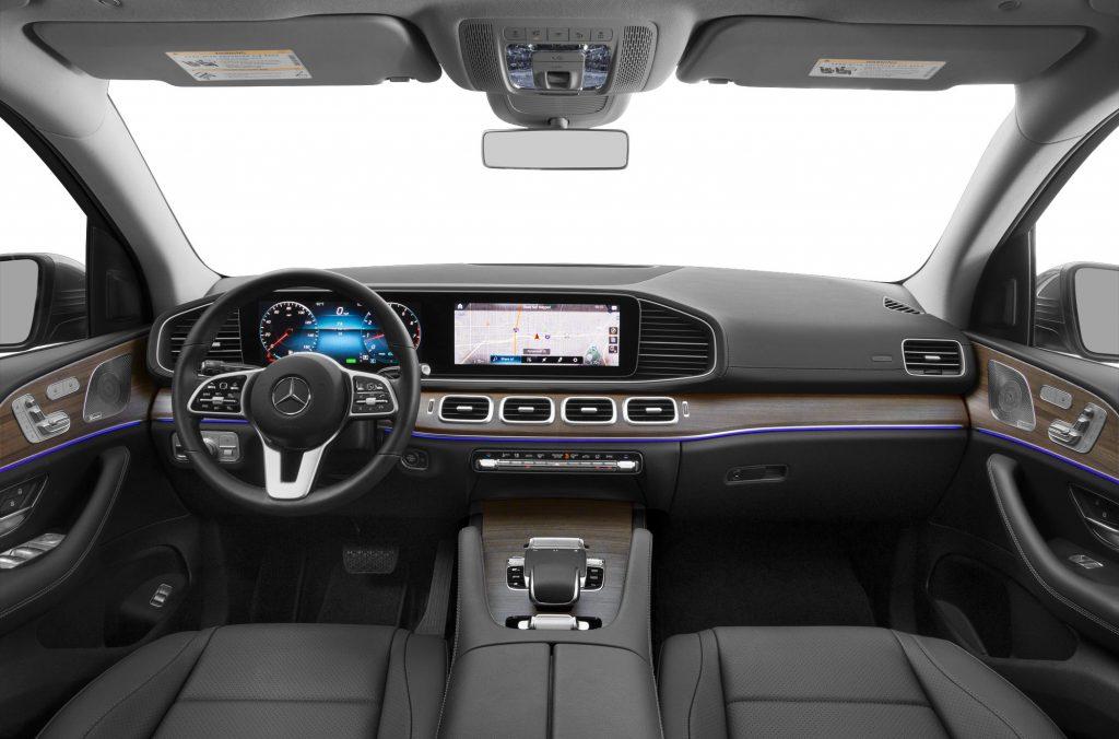 2021 Mercedes Benz GLS 450 4MATIC