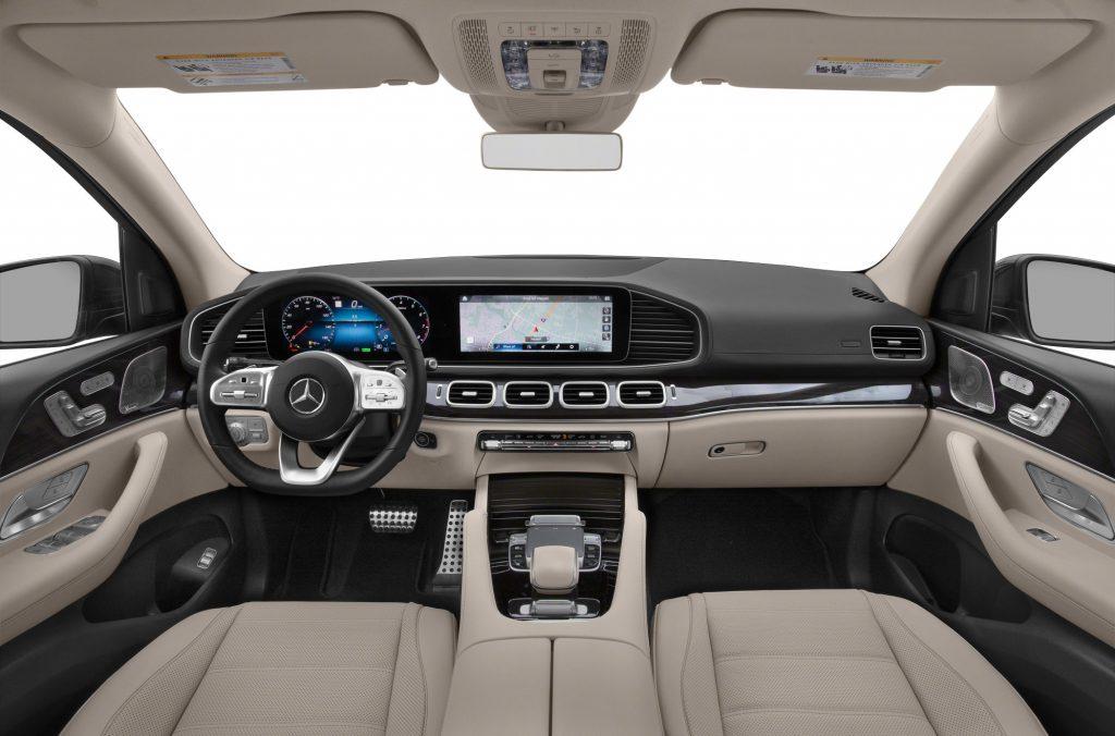 2021 Mercedes Benz GLS 580 4MATIC