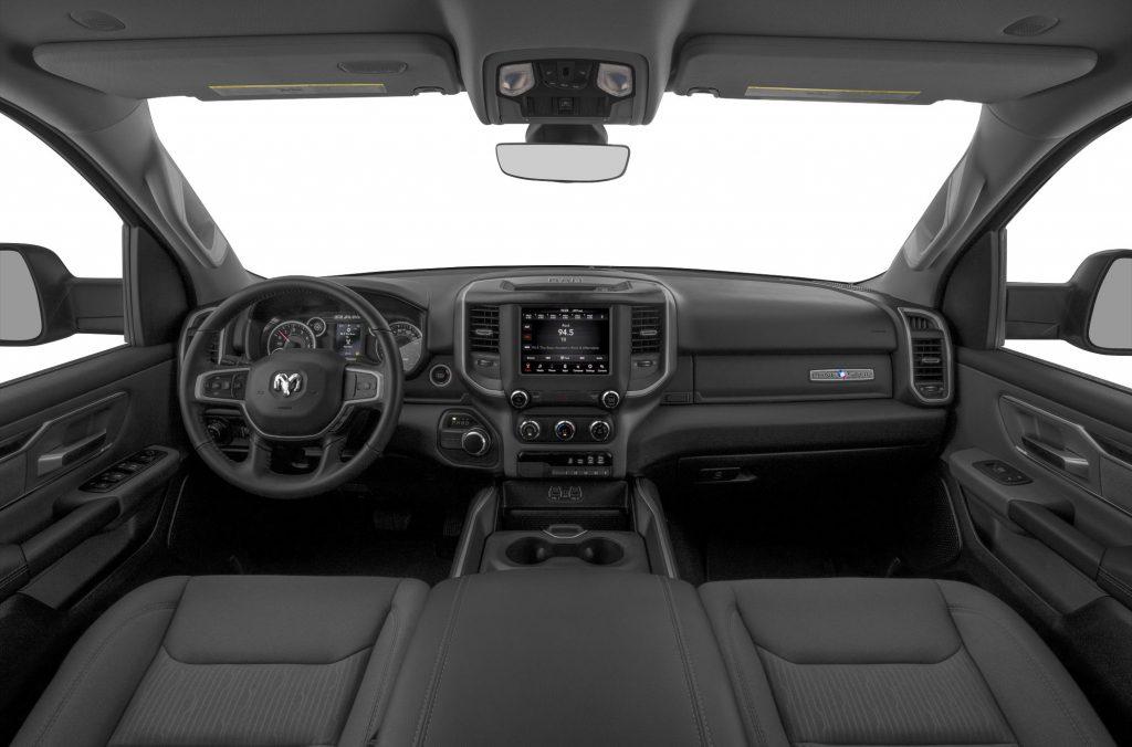 2021 Ram 1500 Big Horn Quad Cab 4WD