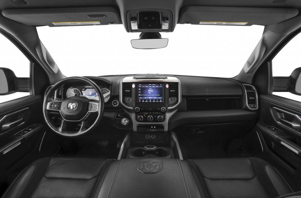 2021 Ram 1500 Laramie Quad Cab 4WD
