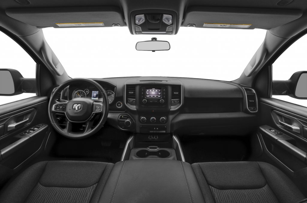2021 Ram 1500 Tradesman Quad Cab 4WD
