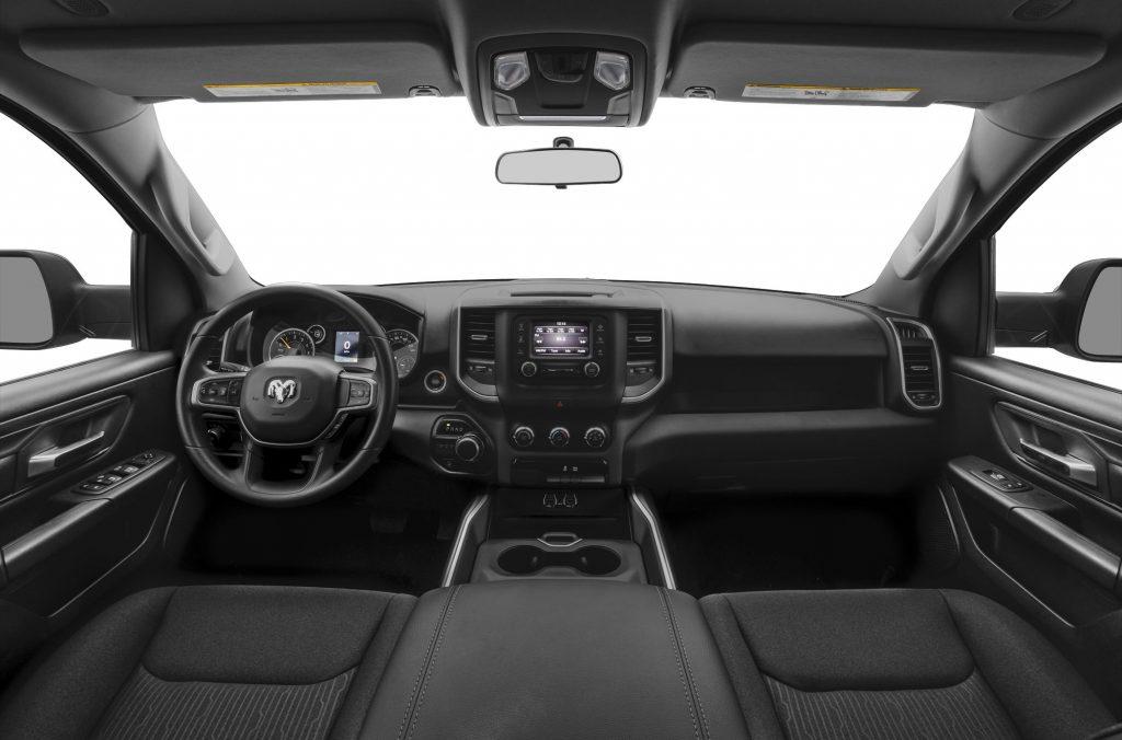 2021 Ram 1500 Tradesman Crew Cab 4WD