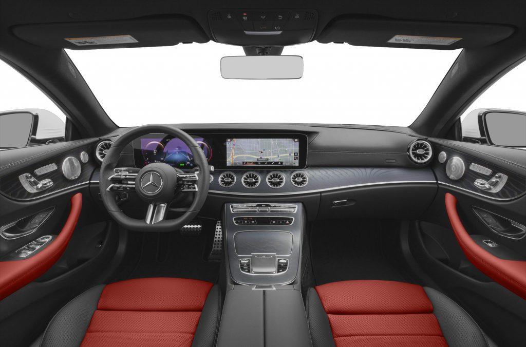 2021 Mercedes Benz E 450 Coupe