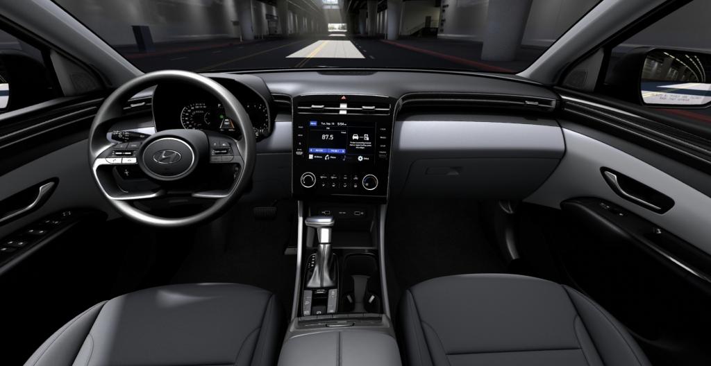 2022 Hyundai Tucson SE AWD